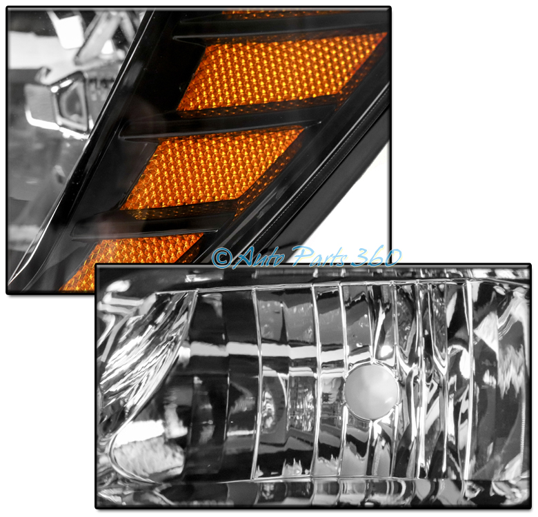 FOR 09-19 DODGE JOURNEY SUV REPLACEMENT HEADLIGHT HEADLAMP
