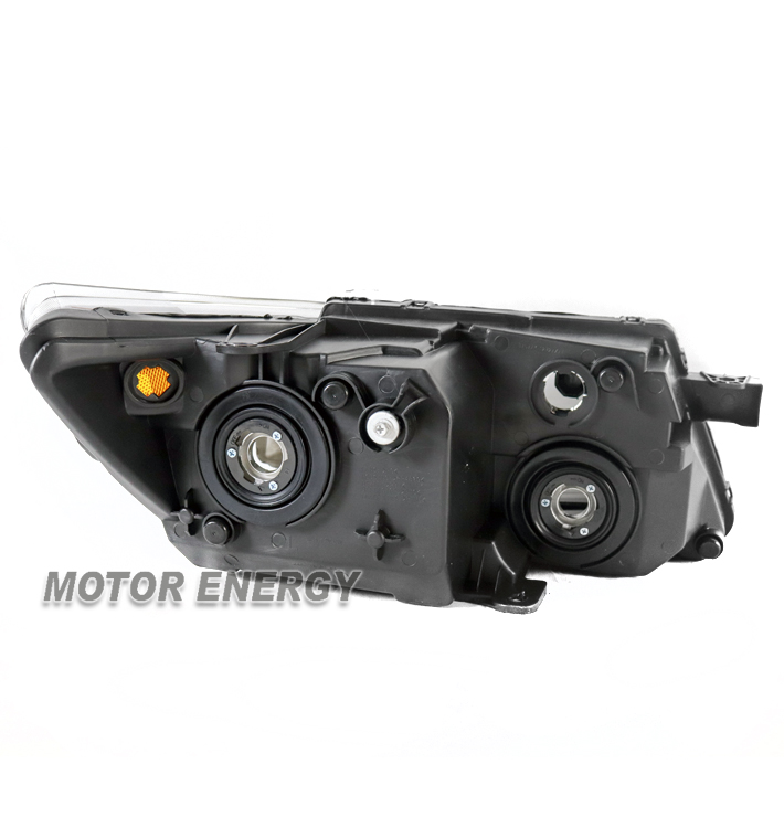 FOR 09-19 DODGE JOURNEY REPLACEMENT HEADLIGHTS LAMP BLACK