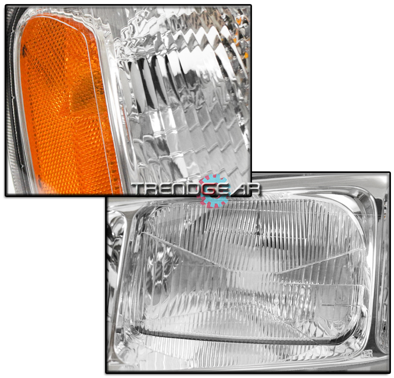 FOR 1999 2000 2001 ACURA TL REPLACEMENT HEADLIGHT HEADLAMP