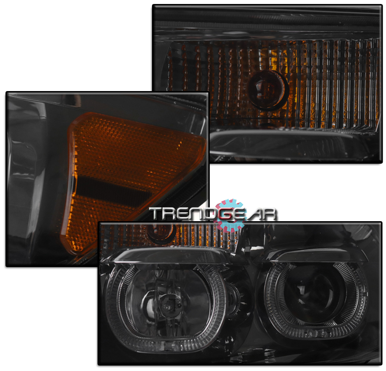 For 2007 2008  Sequoia Halo Smoke Projector