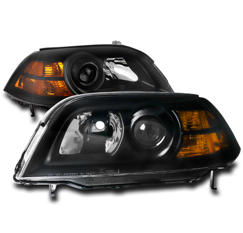 FOR 04-06 ACURA MDX PROJECTOR REPLACEMENT STYLE HEADLIGHTS