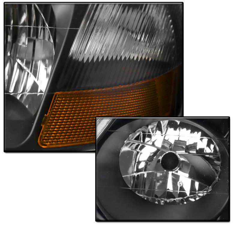 FOR 02-03 ACURA TL (STOCK HID) REPLACEMENT HEADLIGHT LAMP